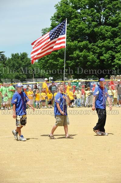 BPD Little League Opening Day Ceremonies 05-31-09 032