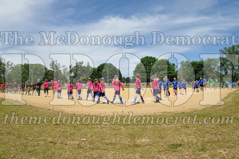 BPD Little League Opening Day Ceremonies 05-31-09 023