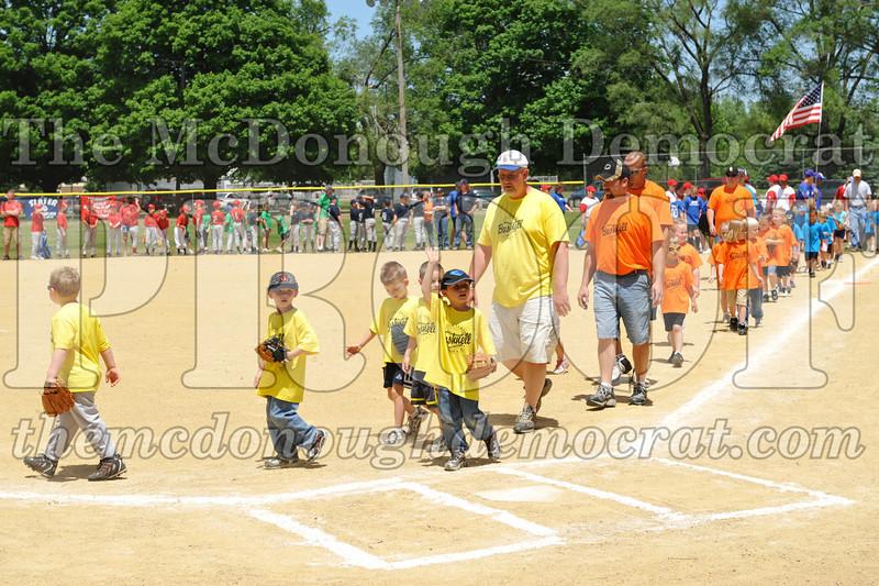BPD Little League Opening Day Ceremonies 05-31-09 026