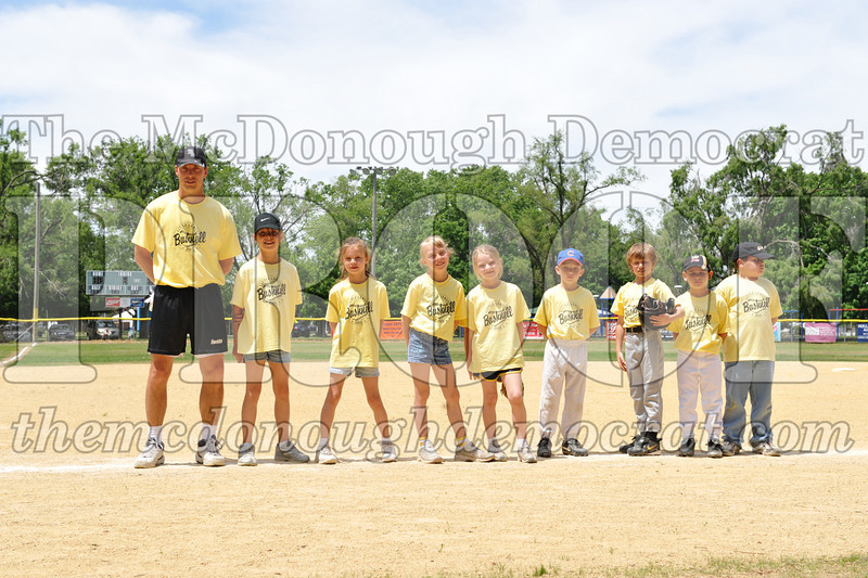 BPD Little League Opening Day Ceremonies 05-31-09 045