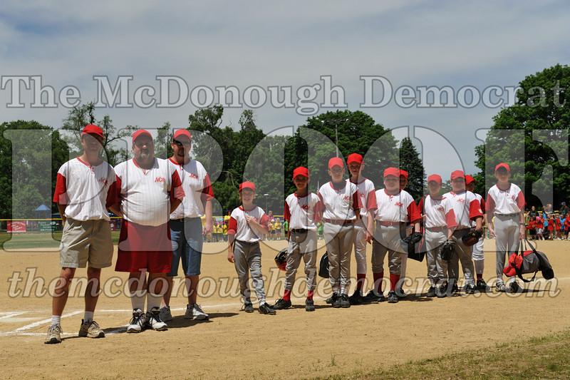 BPD Little League Opening Day Ceremonies 05-31-09 035