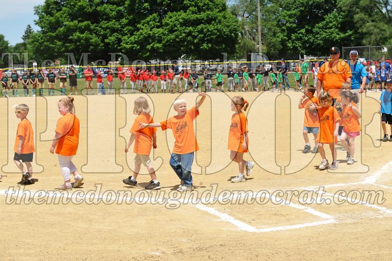 BPD Little League Opening Day Ceremonies 05-31-09 027