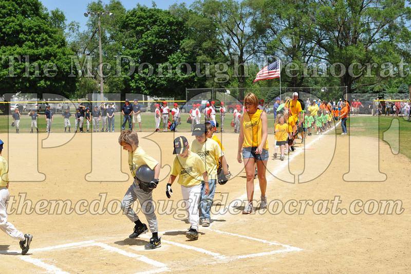 BPD Little League Opening Day Ceremonies 05-31-09 025