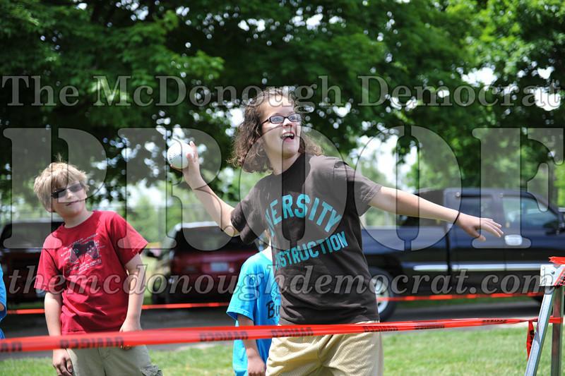 BPD Little League Opening Day Ceremonies 05-31-09 056