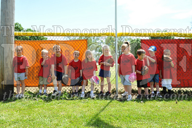 BPD Little League Opening Day Ceremonies 05-31-09 016