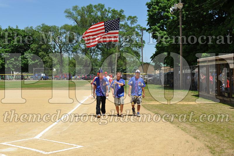 BPD Little League Opening Day Ceremonies 05-31-09 017