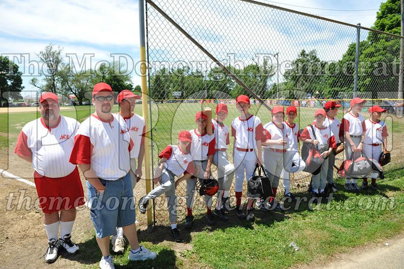 BPD Little League Opening Day Ceremonies 05-31-09 002