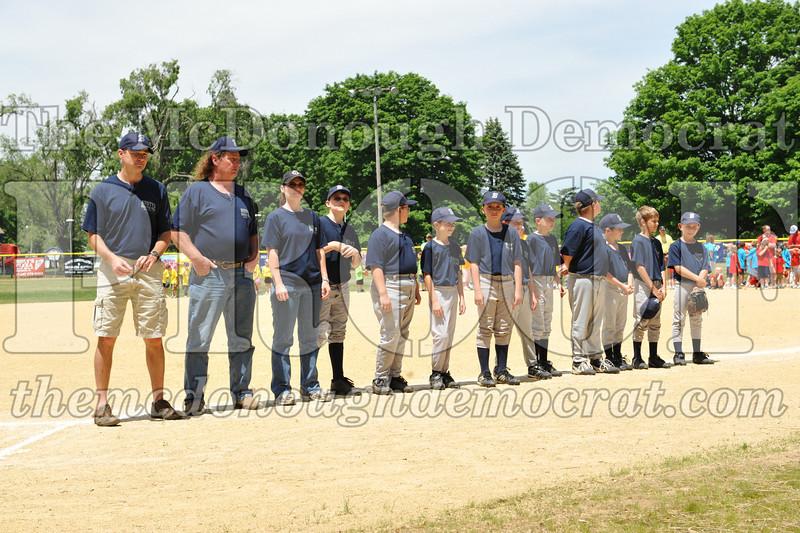 BPD Little League Opening Day Ceremonies 05-31-09 036