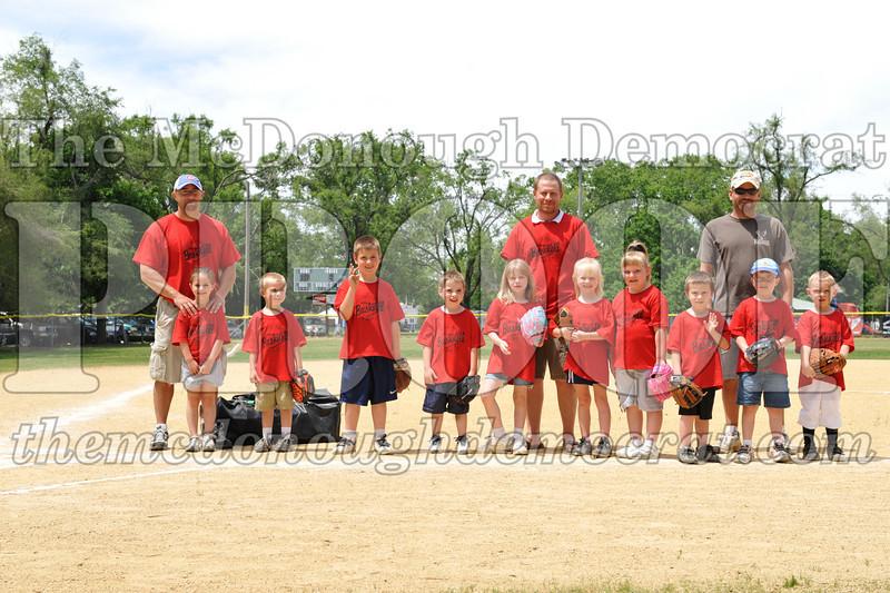 BPD Little League Opening Day Ceremonies 05-31-09 051