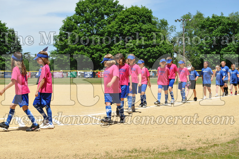 BPD Little League Opening Day Ceremonies 05-31-09 022