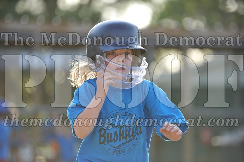 BPD T-Ball Blue vs Yellow 06-28-09 023