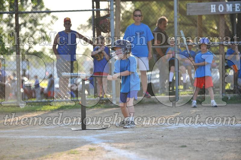 BPD T-Ball Blue vs Yellow 06-28-09 022