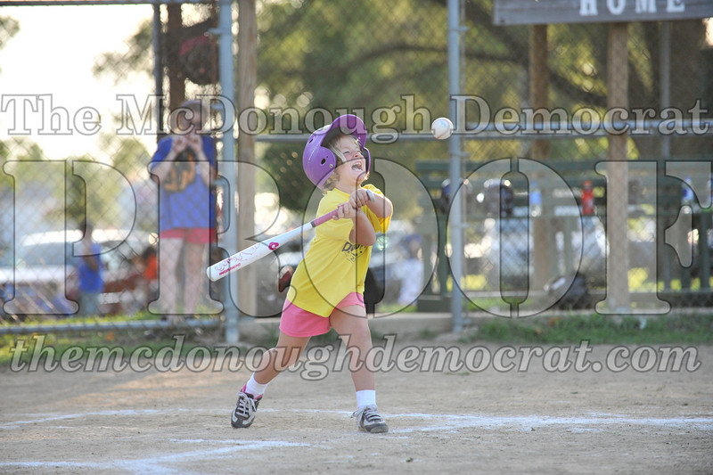 BPD T-Ball Blue vs Yellow 06-28-09 054