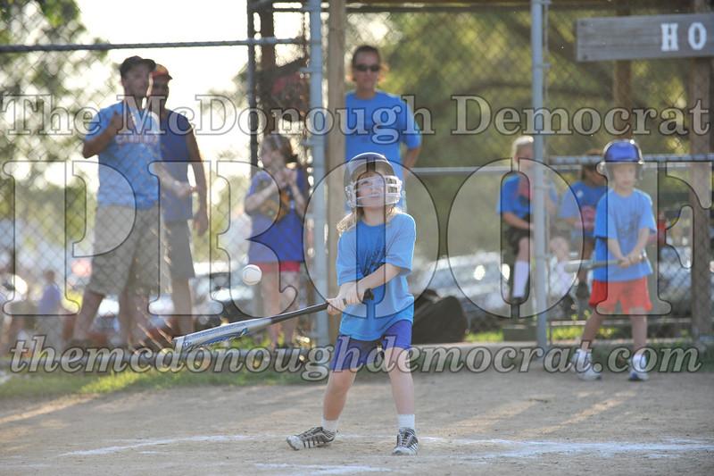 BPD T-Ball Blue vs Yellow 06-28-09 021