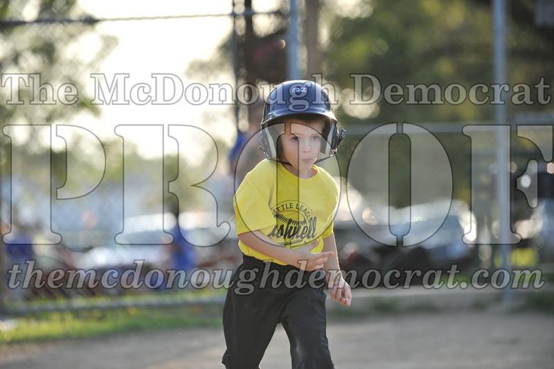 BPD T-Ball Blue vs Yellow 06-28-09 063