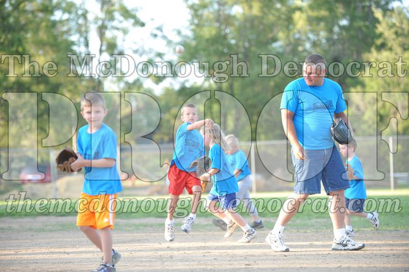 BPD T-Ball Blue vs Yellow 06-28-09 061