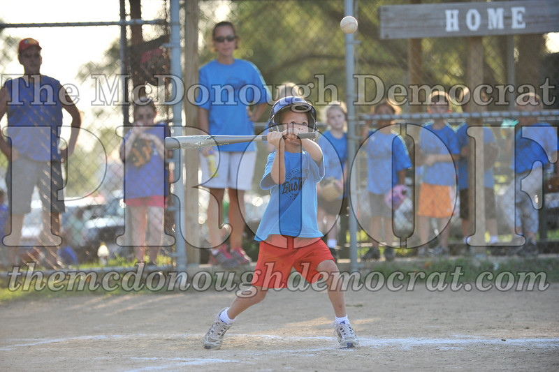 BPD T-Ball Blue vs Yellow 06-28-09 027