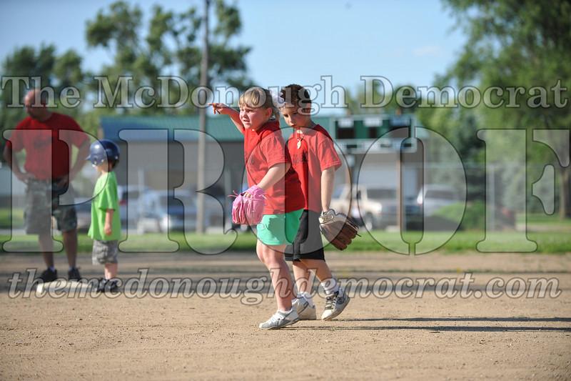 BPD T-Ball Red vs Green 06-28-09 049