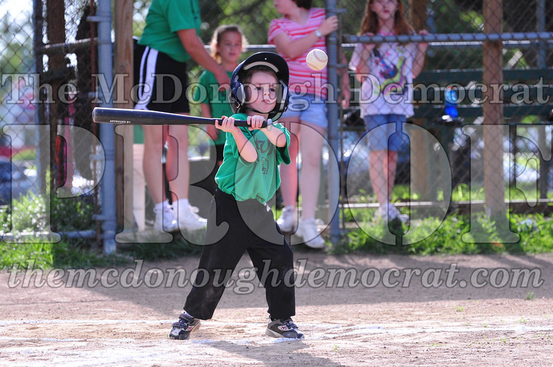 LL T-ball Avon Green vs Yellow 07-12-09 007