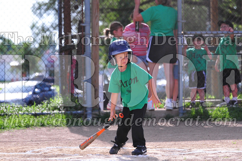 LL T-ball Avon Green vs Yellow 07-12-09 016