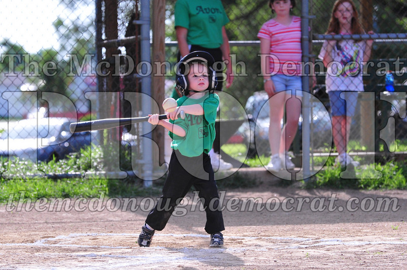 LL T-ball Avon Green vs Yellow 07-12-09 008