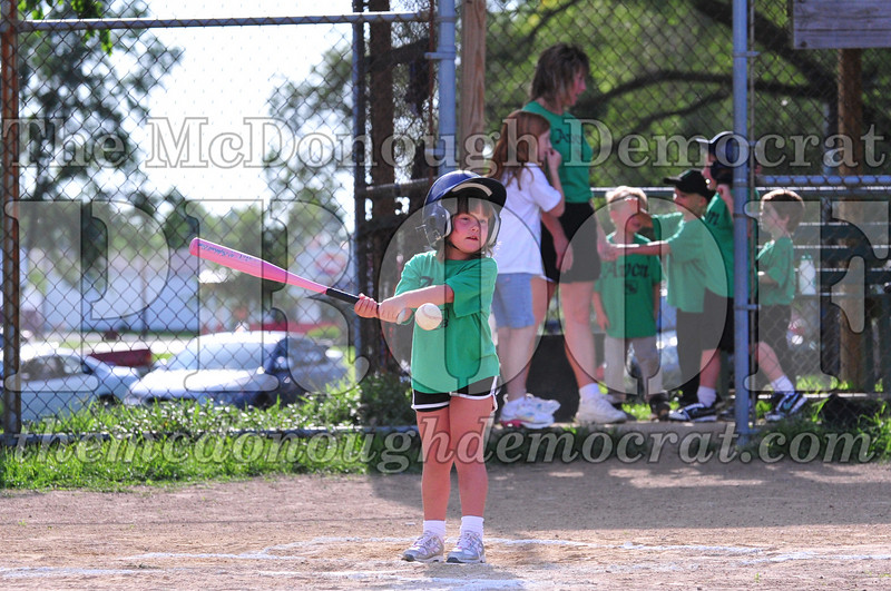 LL T-ball Avon Green vs Yellow 07-12-09 066