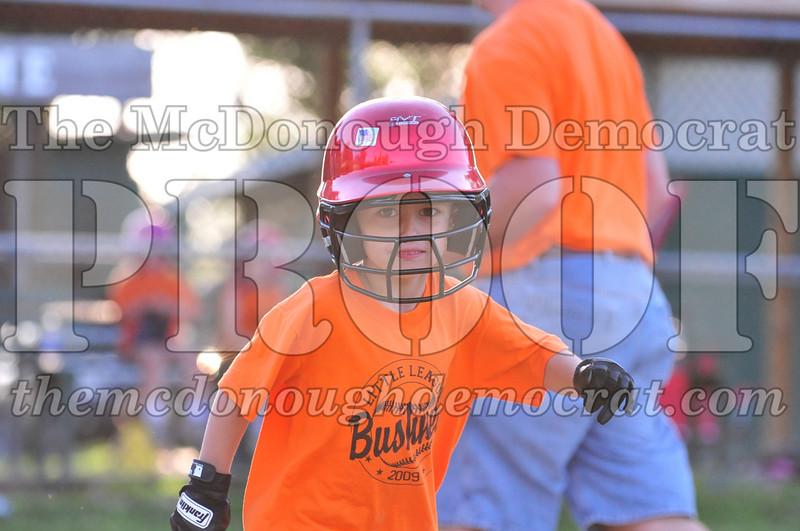 LL T-ball Orange vs Green 07-12-09 079
