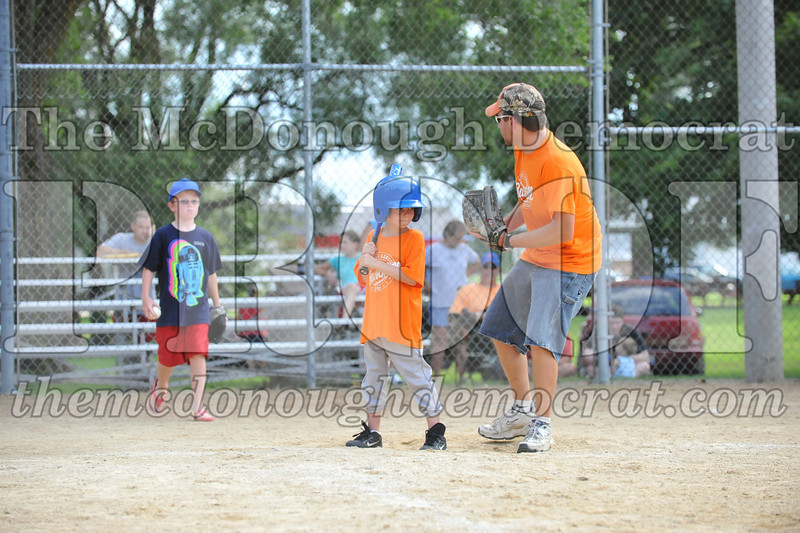 LL T-Ball Orange vs Teal Blue 06-27-10 022