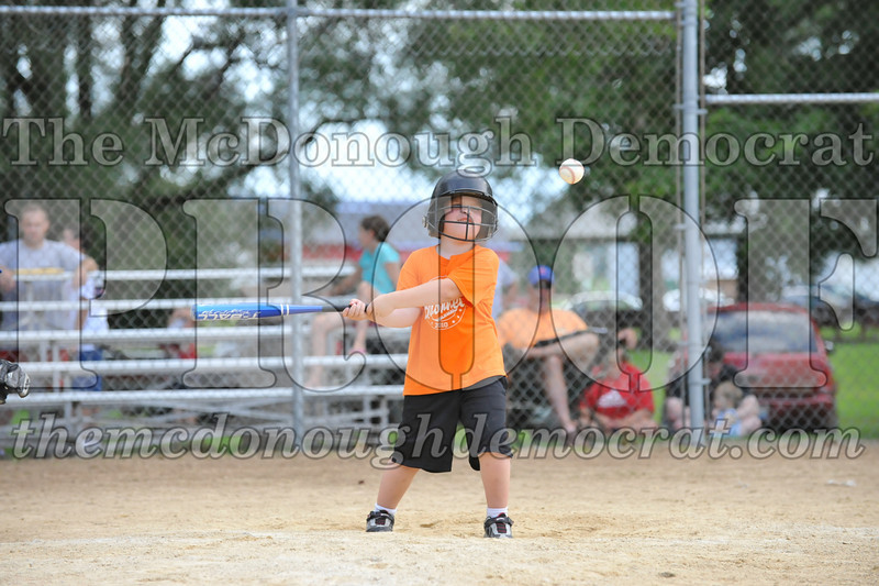 LL T-Ball Orange vs Teal Blue 06-27-10 065