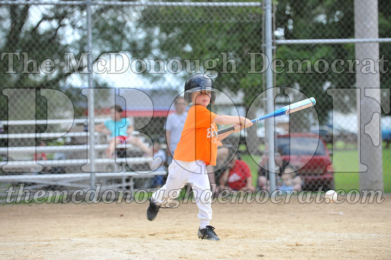 LL T-Ball Orange vs Teal Blue 06-27-10 051
