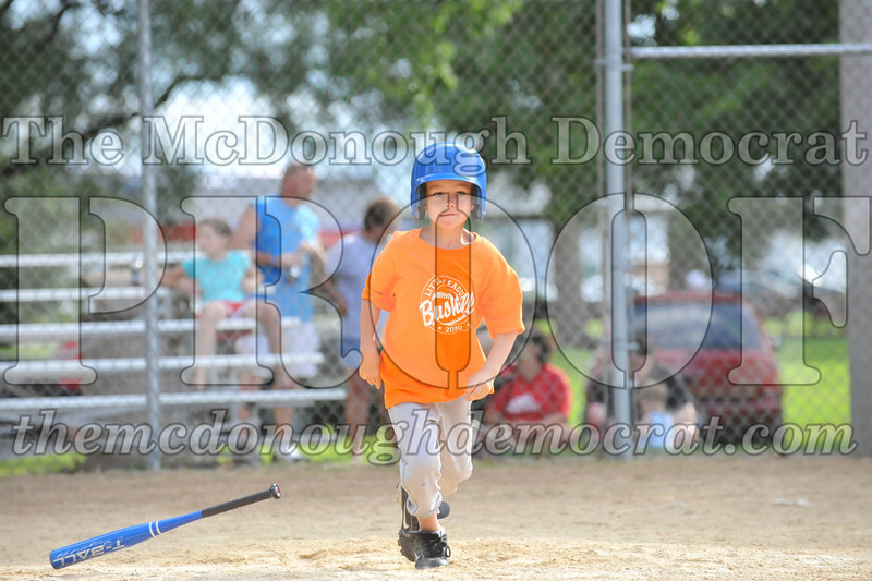 LL T-Ball Orange vs Teal Blue 06-27-10 026