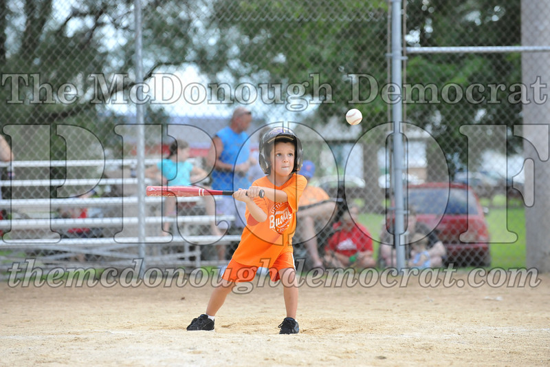 LL T-Ball Orange vs Teal Blue 06-27-10 043