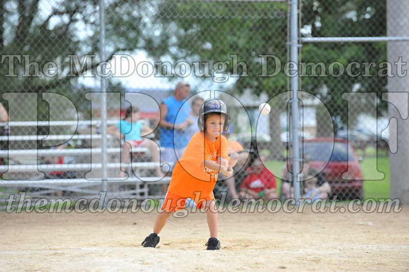 LL T-Ball Orange vs Teal Blue 06-27-10 044