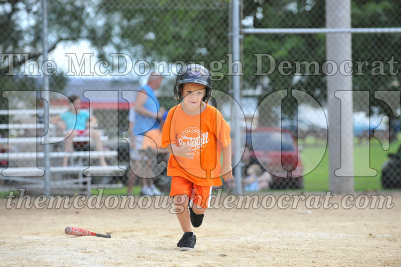LL T-Ball Orange vs Teal Blue 06-27-10 046