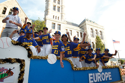 LL World Series Grandslam Parade (17-08-2011)