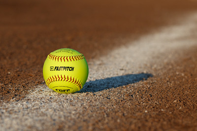Foto's van de officiele hoofdklasse honkbal en softbal