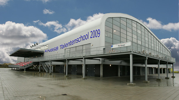 De Paperclip in De Meern is de locatie waar de talent trainingen vanuit de KNBSB plaatsvinden.