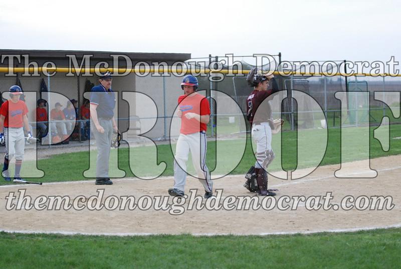 Spartan Baseball 2nd Game vs Havana 04-30-08 070