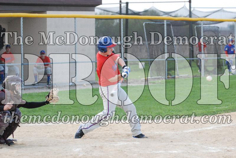 Spartan Baseball 2nd Game vs Havana 04-30-08 036