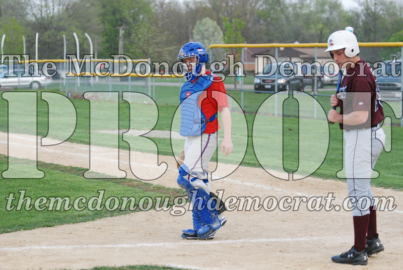 Spartan Baseball 2nd Game vs Havana 04-30-08 042