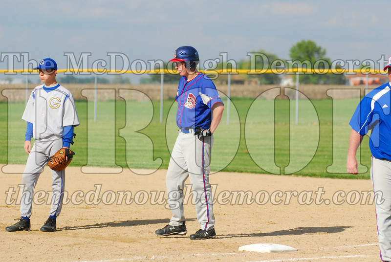 Spartan Baseball vs Galva 05-08-09 076