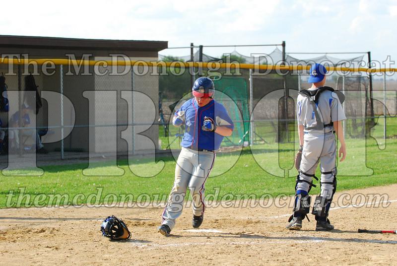 Spartan Baseball vs Galva 05-08-09 079