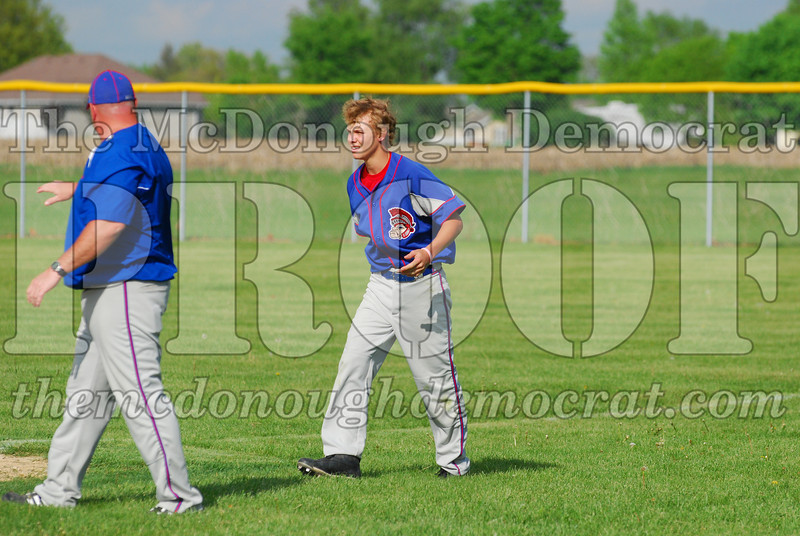 Spartan Baseball vs Galva 05-08-09 006