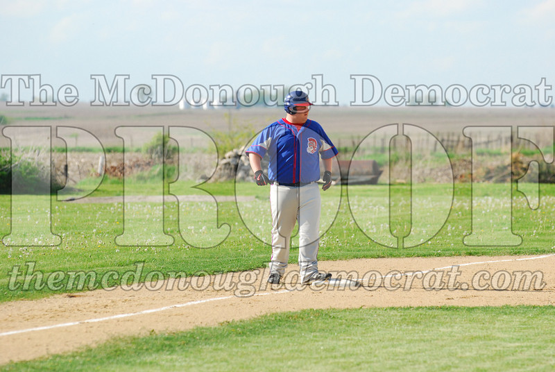 Spartan Baseball vs Galva 05-08-09 080