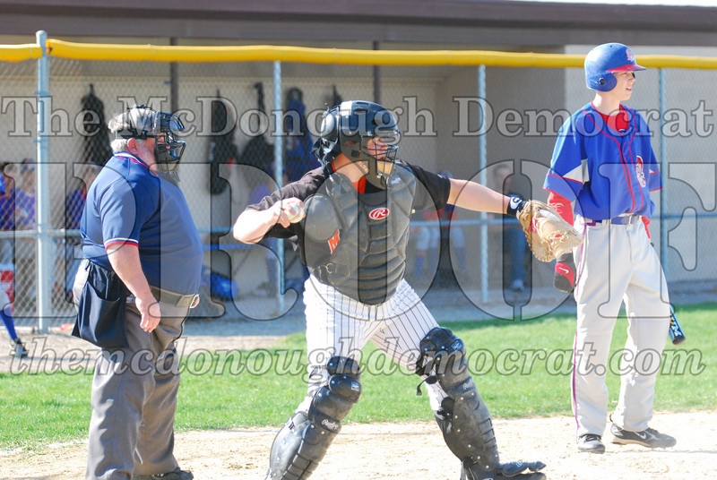 Spartan JV Baseball vs Macomb 04-22-09 060
