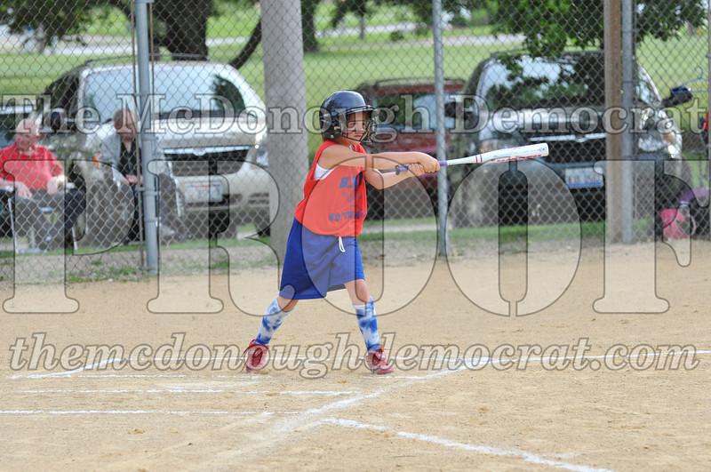 Girls CP Softball 7-8yrs Ipava vs BATS 06-01-11 048