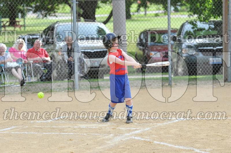 Girls CP Softball 7-8yrs Ipava vs BATS 06-01-11 011