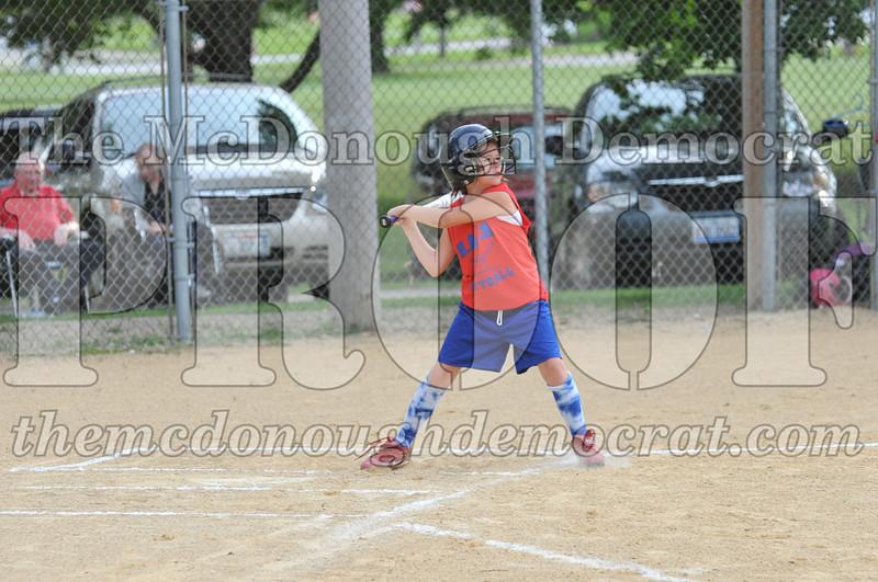 Girls CP Softball 7-8yrs Ipava vs BATS 06-01-11 049
