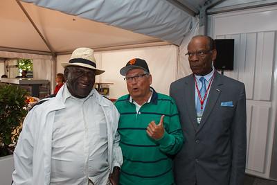 Oud internationals bijeenkomst (01-07-2013)