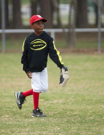 Baseball at The Park